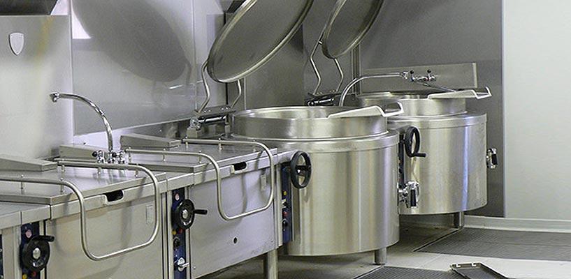 Mat riel de cuisines professionnelles acf chappert for Acheter materiel cuisine professionnel